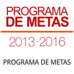 Programa de metas 2013-2016
