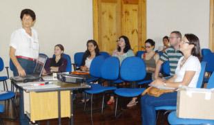 Aulas será ministradas pela professora Heloísa Gregori