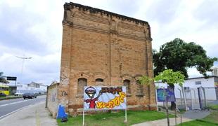 Oficinas Estação Juventude  grafite fepasa