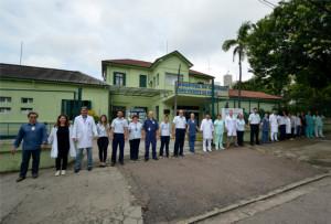 HIGHLIGHTAbrace o São Vicente convida população para acolher o hospital